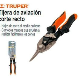 TIJERA DE AVIACION RECTA 18531 TRUPER