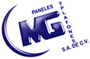 Plafones MG logo