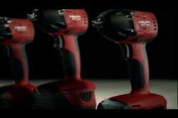 INTRODUCING Hilti 18V cordless impact drivers and impact wrenches