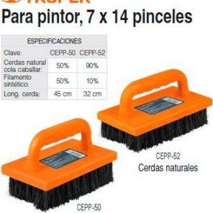 CEPILLO PARA PINTOR 14490 TRUPER