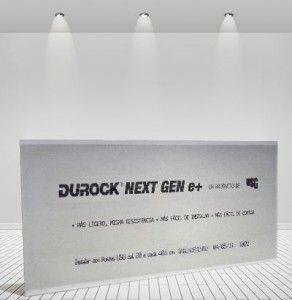DUROCK 12.7 MM X 1.22 X 2.44 M.